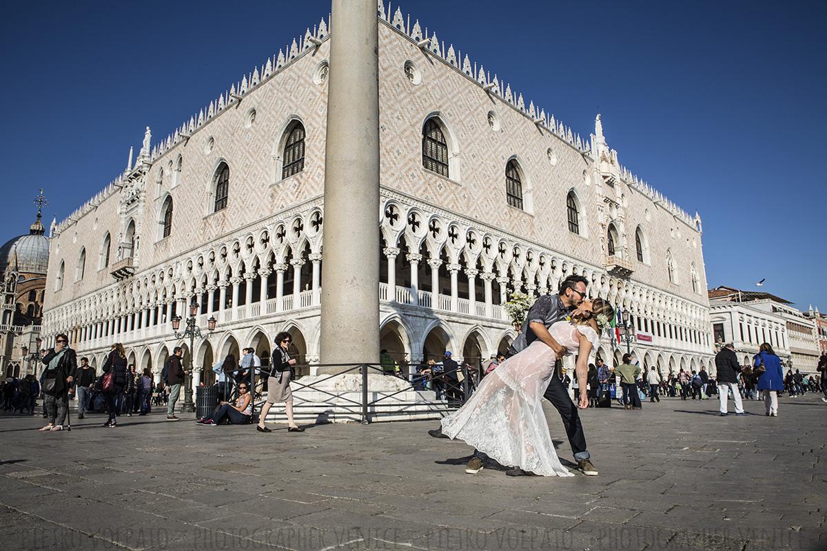 fotografo venezia servizio foto luna di miele