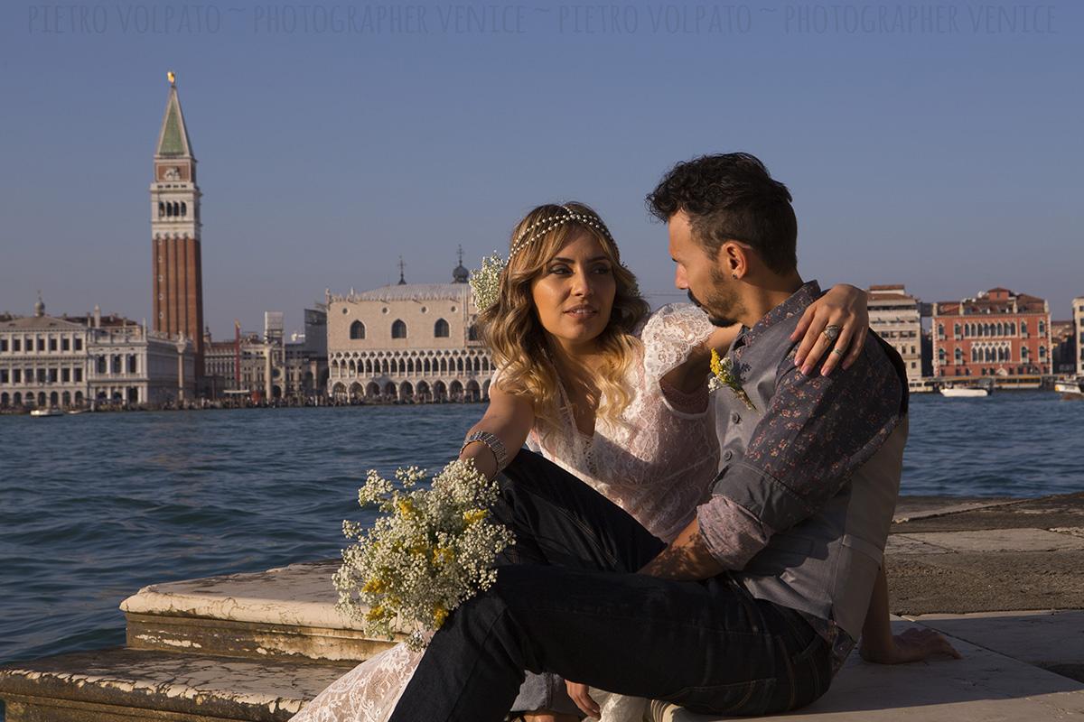 fotografo venezia servizio foto di coppia