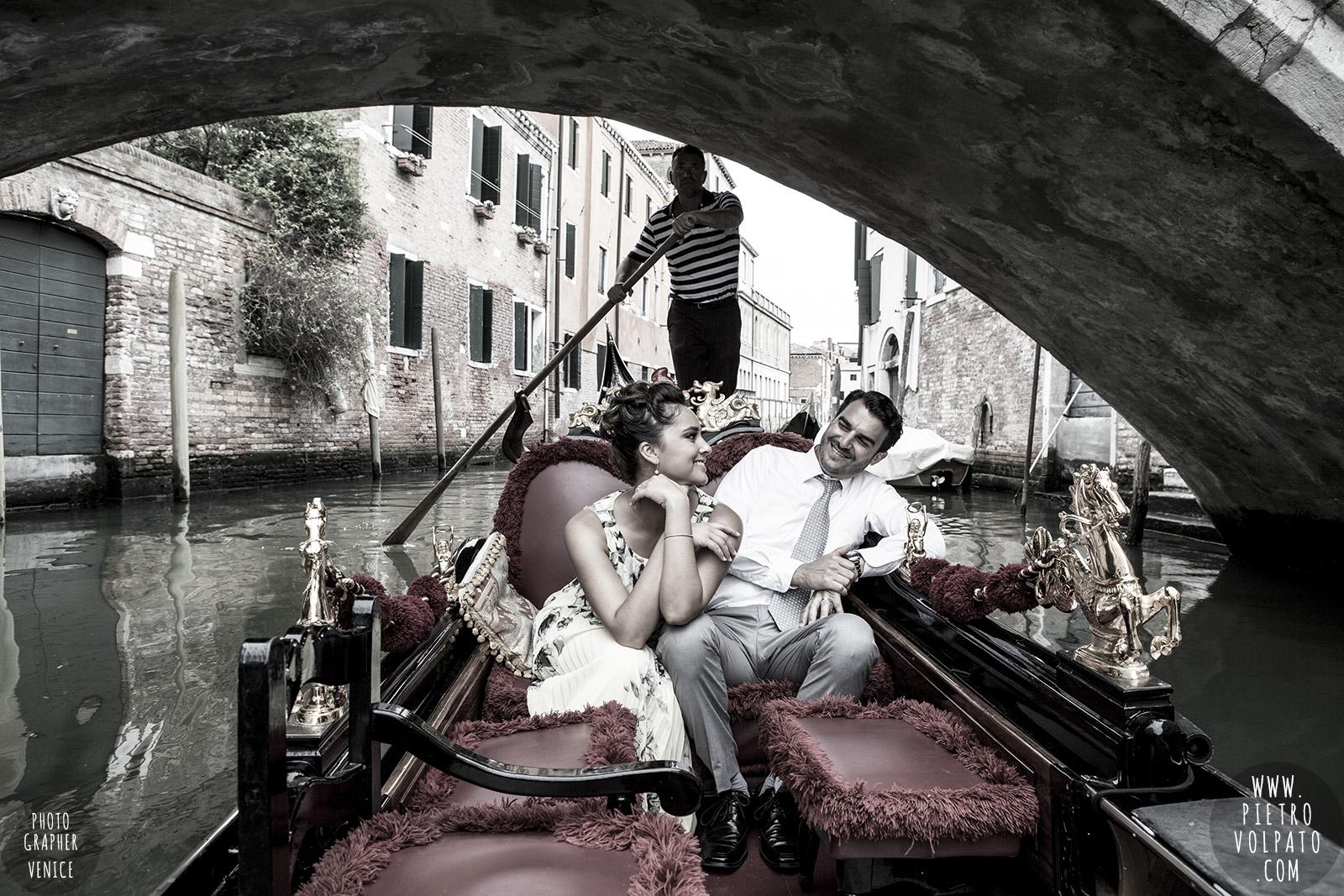 fotografo venezia servizio foto sposi luna di miele - fotografie viaggio di nozze vacanza coppia