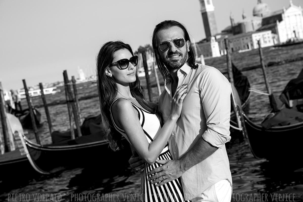 Fotografo a Venezia per servizio fotografico di coppia