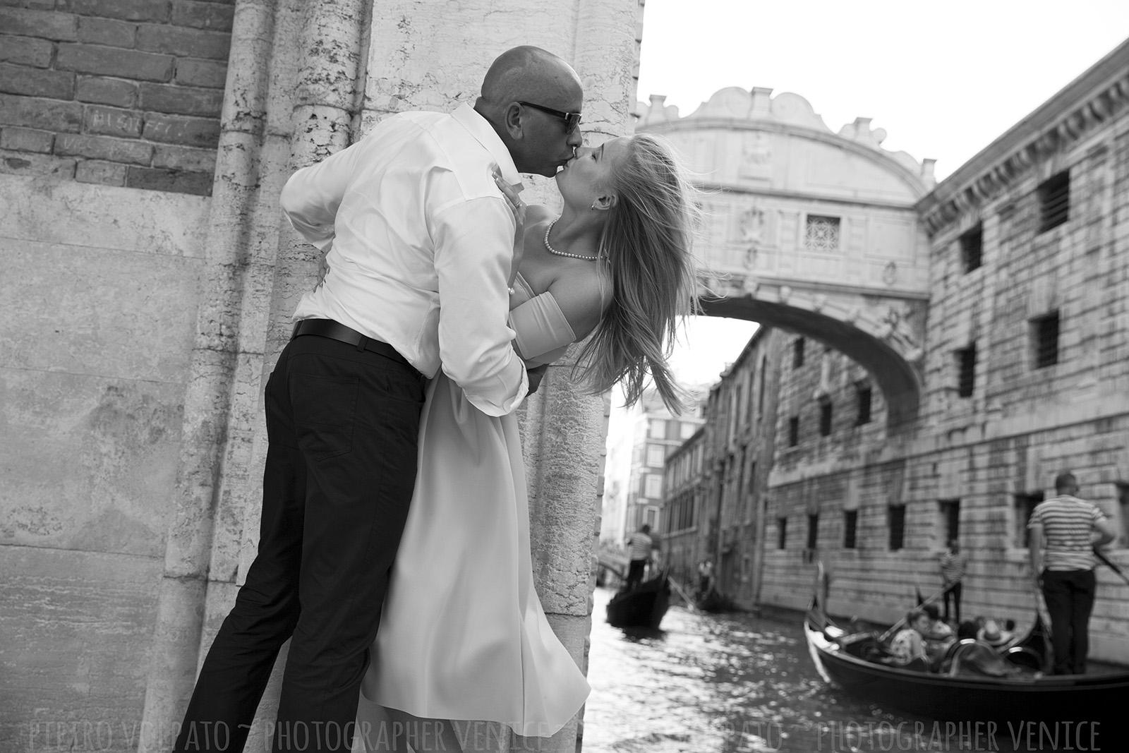 Fotografo a Venezia per un servizio foto vacanza