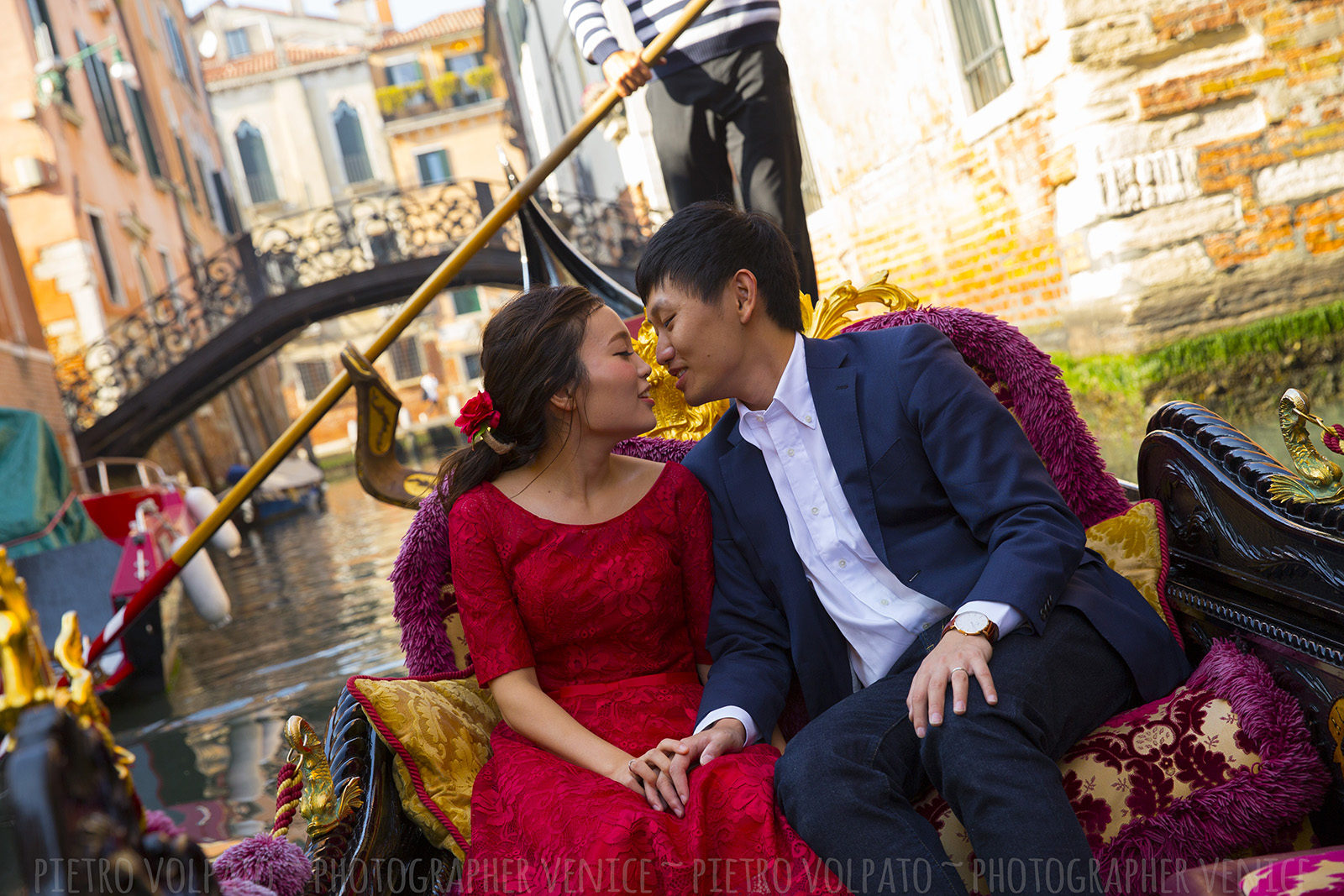 Fotografo a Venezia per coppie