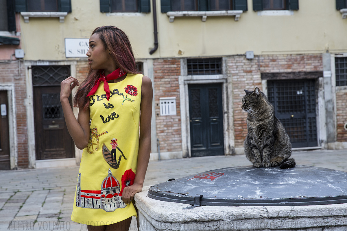 servizio foto ritratti venezia