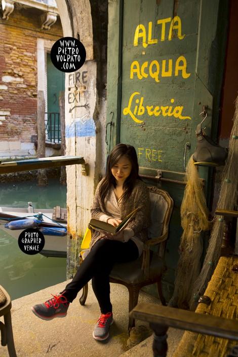 Fotografo a Venezia per Servizio Foto Vacanza