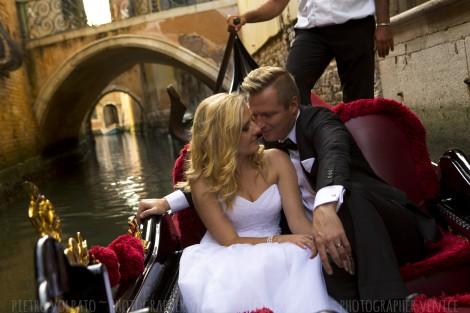 Venezia Fotografo Matrimonio Servizio Foto & Tour