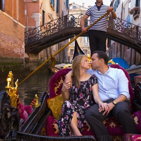 Servizio Foto Viaggio di Nozze Venezia