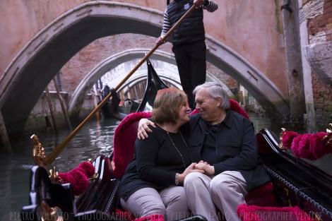 Venezia Foto Vacanza di Coppia