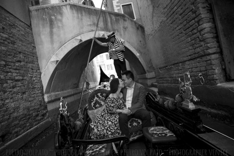 Venezia Servizio Foto Vacanza Coppia