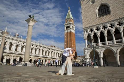 Venezia Fotografo Sposi Viaggio di Nozze