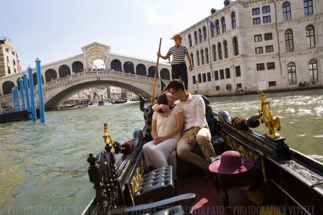 Venezia Fotografo Vacanza Coppia