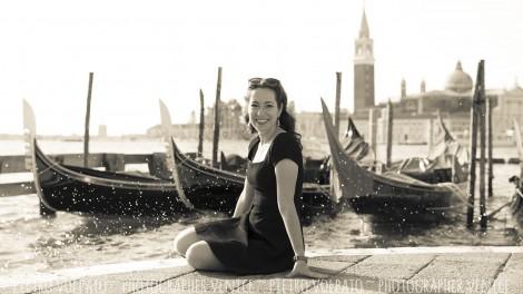 Fotografo Servizo Foto Modella-Vacanza a Venezia