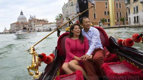 Fotografo Venezia per Servizio Foto Vacanza Coppia