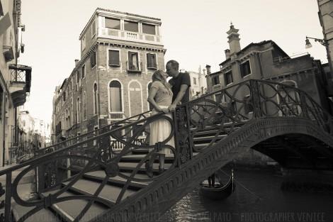 Fotografo Venezia Servizio Foto Coppia