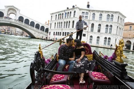 Venezia Servizio Fotografico di Coppia