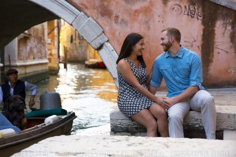 Fotografo Vacanza di Coppia a Venezia