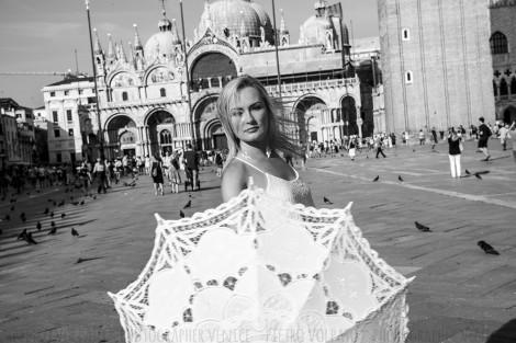 Venezia Fotografo per Servizio Fotomodella
