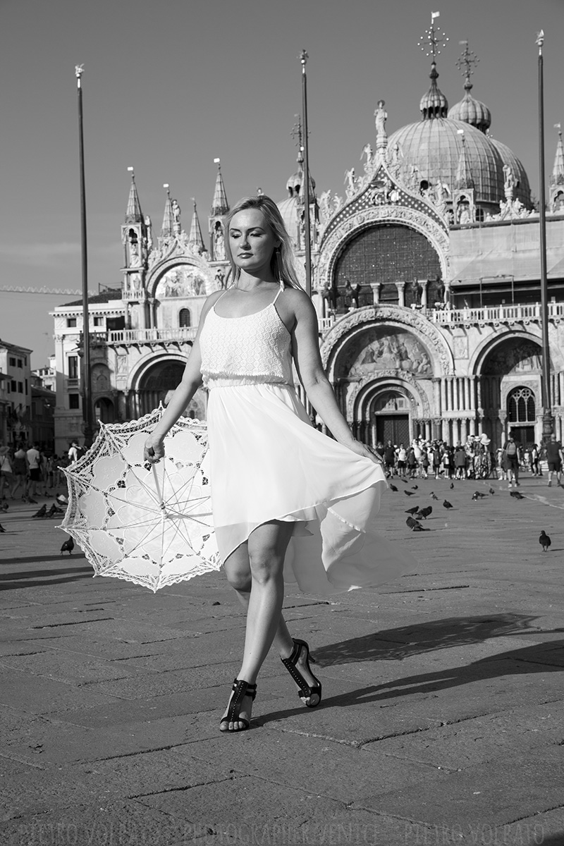 venice fashion photo shoot