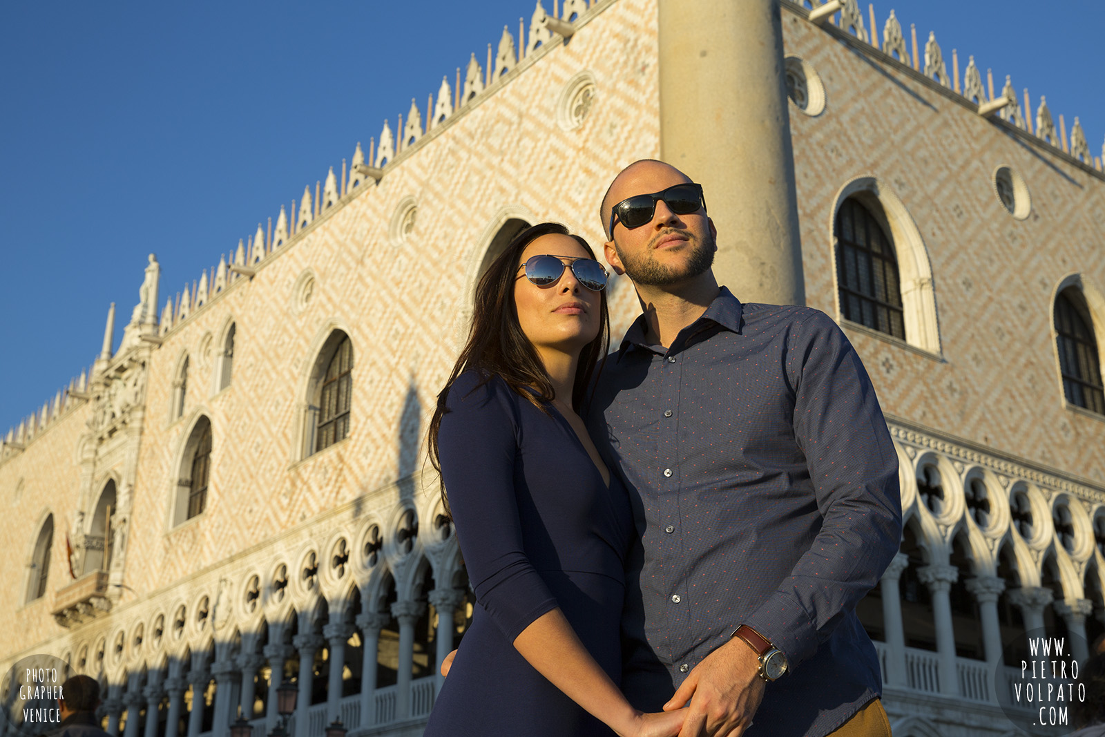 Venice engagement photographer ~ Couple photo shoot in Venice