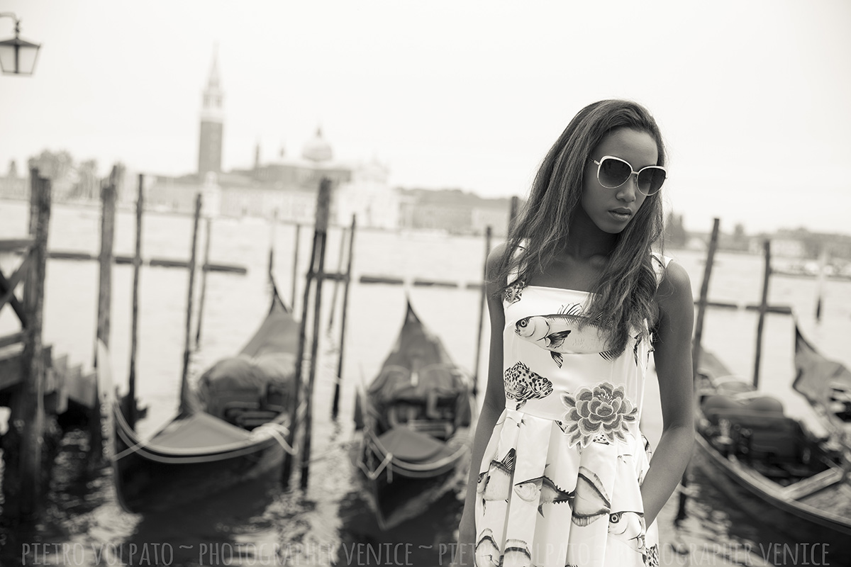 venice photo shooting