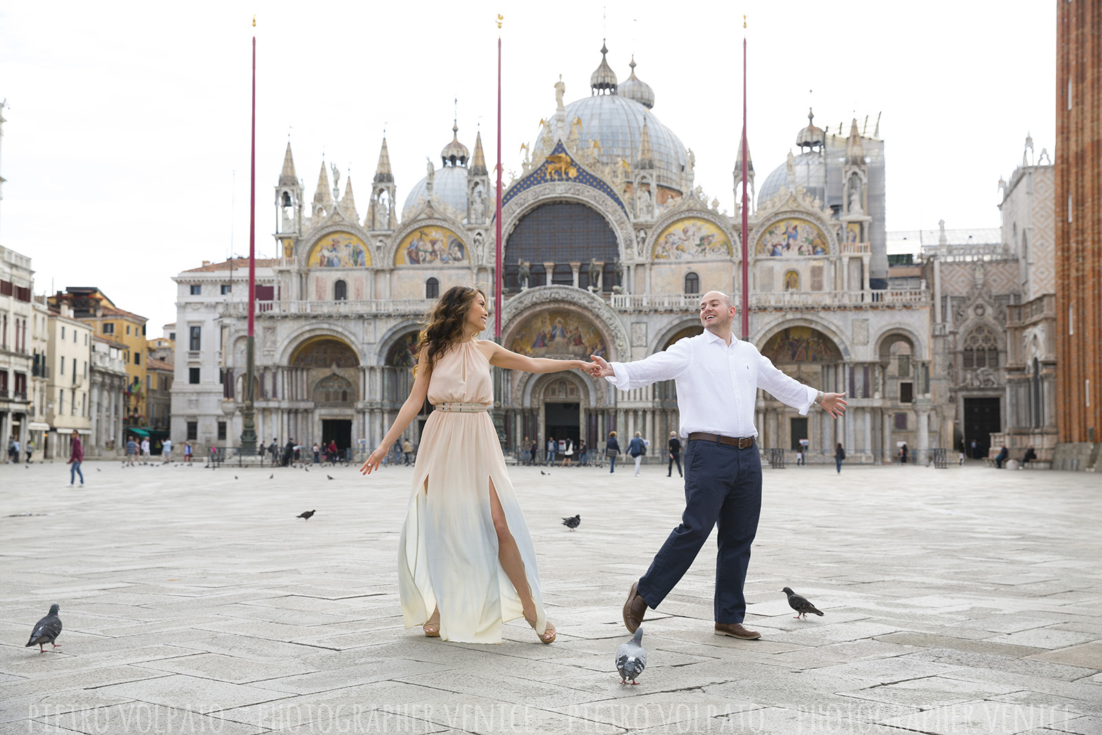 venice photographer for honeymoom photography session tour