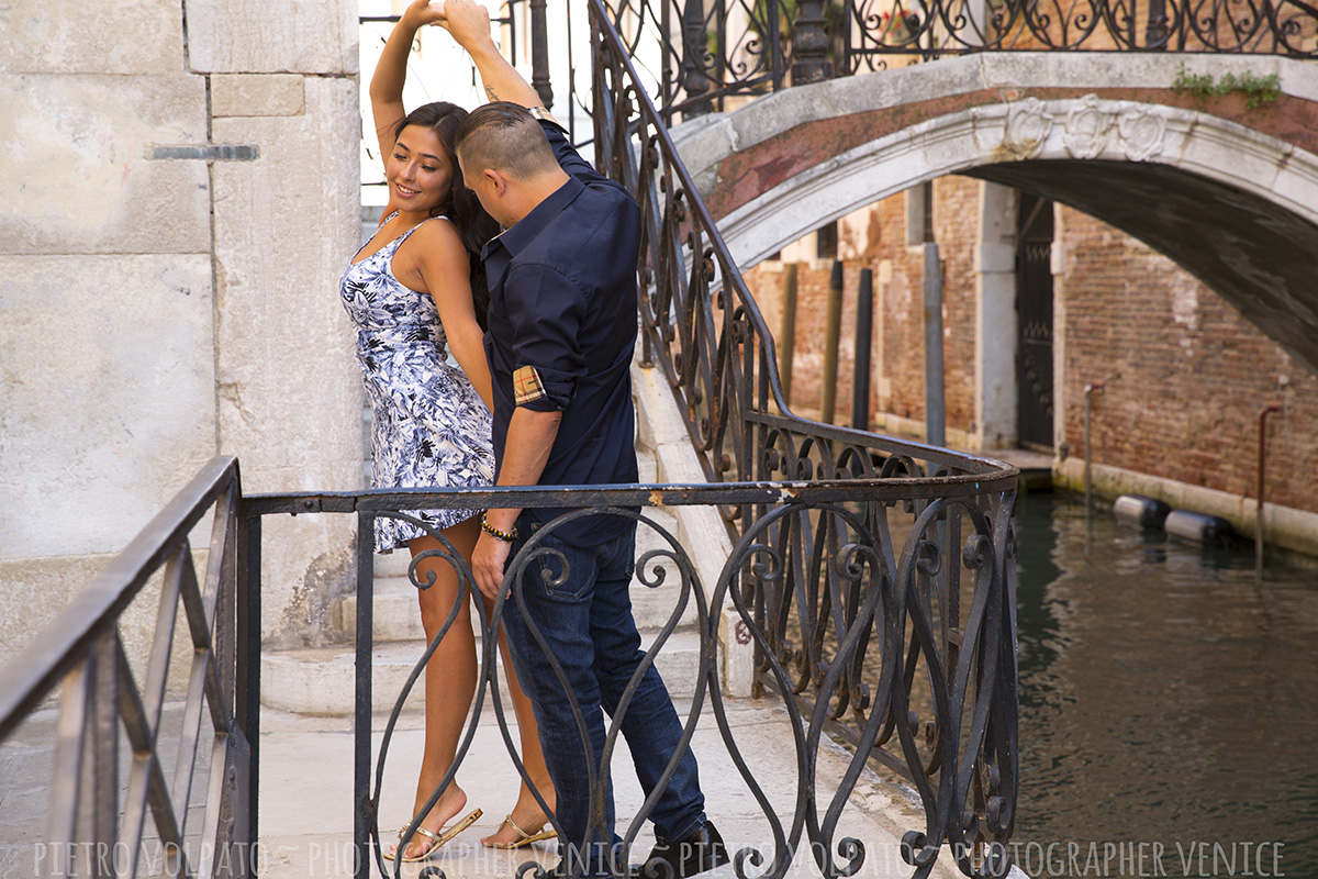 Couple Photographer in Venice