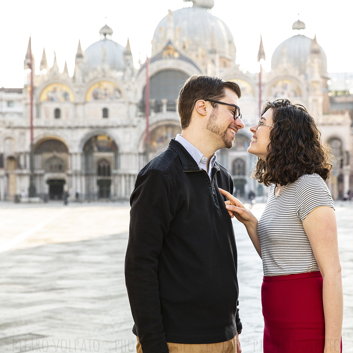 italy venice photographer for couple photo shooting