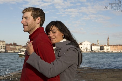 VENICE ENGAGEMENT PHOTOGRAPHY SESSION AND TOUR