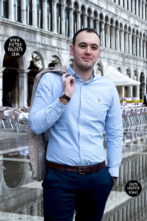 PHOTO SHOOT AND TOUR IN VENICE WITH PHOTOGRAPHER