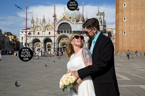 Venice Photoshoot and Tour for Couple Vacation