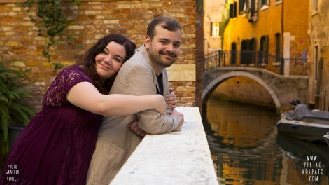 Venice Love-Story Vacation Photo Shoot and Tour