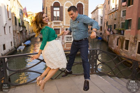 Venice Wedding Anniversary Photo Shoot and Tour