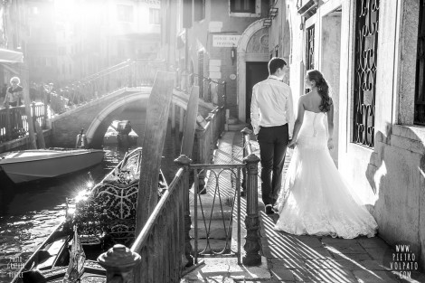 Venice Wedding Photography Session and Tour