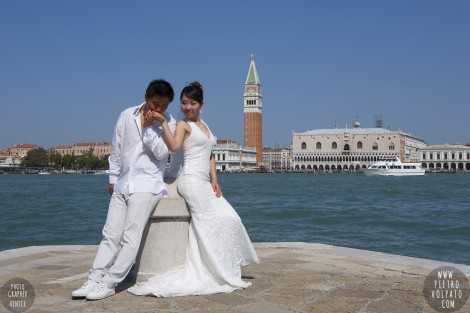 Venice Wedding Honeymoon Photography Session and Tour