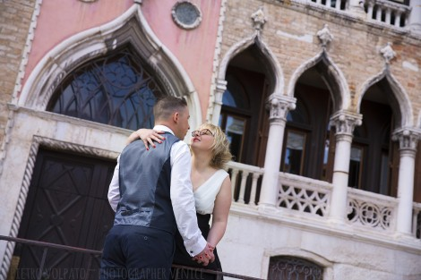 Couple Photography Session and Tour in Venice