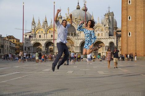 Venice Honeymoon Photographer – Photos and Tour