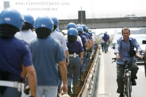 Fishermen Protest 2006