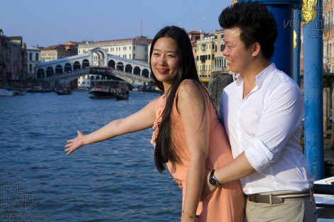 Photographer in Venice ~ Honeymoon Photo Shoot