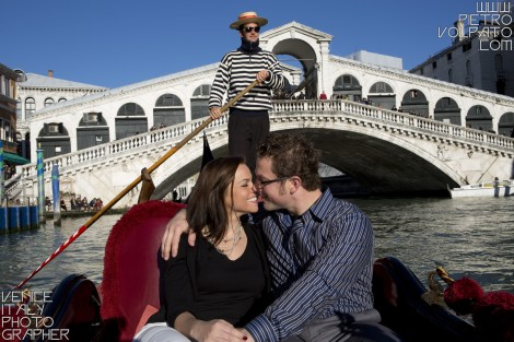 Venice Engagement Photographer in Venice Italy