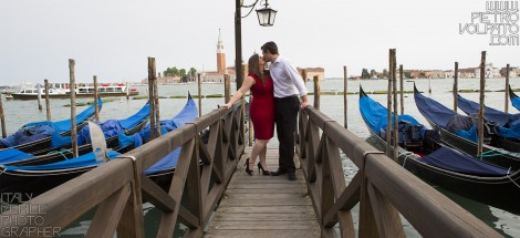 Local Photographer for your Venice Honeymoon
