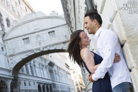 Photographer for Venice Romantic Vacation Photo Shoot