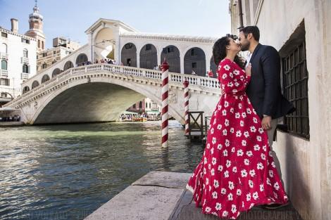 Venice Couple Photography